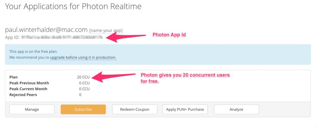 Photon_Setup